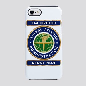 FAA Part 107 Drone Pilot iPhone 8/7 Tough Case